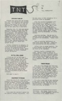 TNT - The No Till Newsletter, 1986.