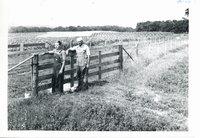 Alfred Hoffman farm, 1963