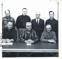 Jackson County Soil and Water Conservation District Commissioners, 1966