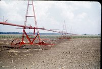 Water Irrigation Rig
