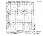 Iowa land survey map of t070n, r025w