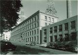 Engineering Building west side facing Washington Street, the University of Iowa, July 8, 1952