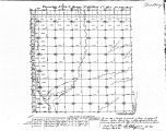 Iowa land survey map of t088n, r046w