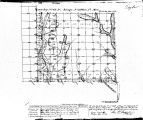 Iowa land survey map of t067n, r033w