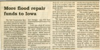 More Flood Repair Funds To Iowa