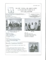 Annual Report and Newsletter, 2012-2013