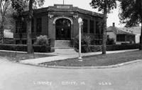 Britt Public Library, Britt, Iowa