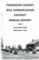 1969 Poweshiek County Soil and Water Conservation District Annual Report