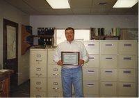 1997 - Winner of the Iowa Soil Conservation Awards Program<br /> Division III - Randall Reeser