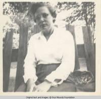 Nanny Irene Bluecher