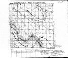 Iowa land survey map of t071n, r012w