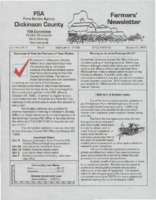 FSA Newsletter - 1996.