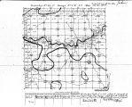 Iowa land survey map of t084n, r003e