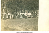 Mission feast, Luzerne, Iowa, August 13, 1908