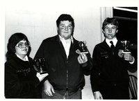 Senior Division Quiz winners