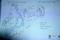 Iowa Great Lakes Watershed - East Okoboji Hydric Soils Map.