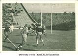 Iowa-Wisconsin homecoming football game, The University of Iowa, October 21, 1933