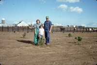 New Cooperator Award for modern farming on the Staab farm.