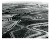 Aerial View of Ernest & Sons Farm