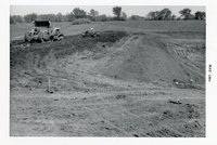 Earth Work On Barnett Farm, 1964