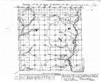 Iowa land survey map of t088n, r040w