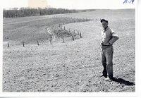 Contour fence, 1957