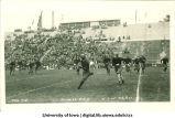 Football game at Iowa Field, The University of Iowa, October 3, 1925
