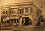 Grand Army of the Republic Building, Oskaloosa, Iowa, 1885-1890