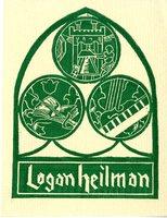 Logan Heilman Bookplate