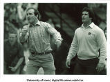 Wrestling coach Dan Gable, The University of Iowa, 1979-1982