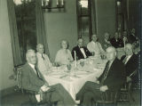 Board of Education banquet at Iowa Memorial Union, The University of Iowa, June 5, 1934