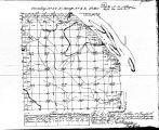 Iowa land survey map of t087n, r004e