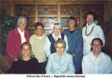 Scholarship dinner, The University of Iowa, September 26, 2003