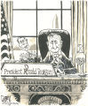 President Donald Regan