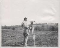 Surveying the Land.