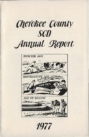 Cherokee County Soil Conservation District Annual Report - 1977