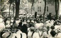 Fourth of July Speaker 1915
