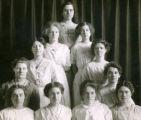 YWCA Cabinet 1912-1913