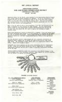 Annual report, 1987.