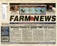 Webster County To Update 1961 Soil Survey