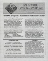 Soil & Water Conservation Update - 1998.