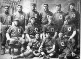Oskaloosa Recreational Baseball Team, circa 1900-1910; Mahaska County; Iowa