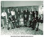 1926 College of Medicine class reunion, The University of Iowa, June 10, 1961