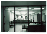 Administrative Offices in Main Library, the University of Iowa, April 1970