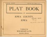Plat book of Iowa County, Iowa