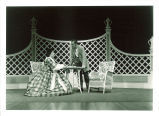 Patio scene from La Traviata, The University of Iowa, August 1963