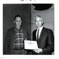 Lyn and Kupka, 1968