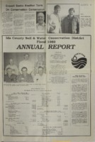Annual Report Fiscal Year, 1989