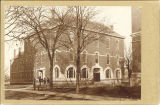 Old Dental Building, The University of Iowa, 1880s
