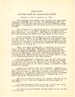 1945 Poweshiek County Soil and Water Conservation District Annual Report